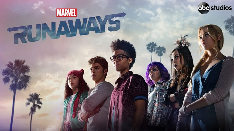 Marvel Runaways Disney Plus