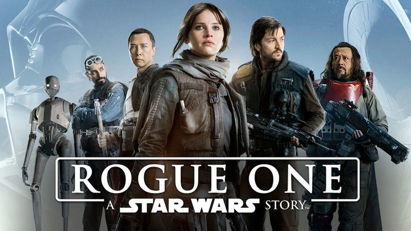Star Wars Rogue One Disney Plus