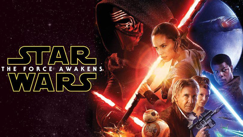Star Wars The Force Awakens Disney Plus