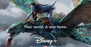 Avatar Disney Plus