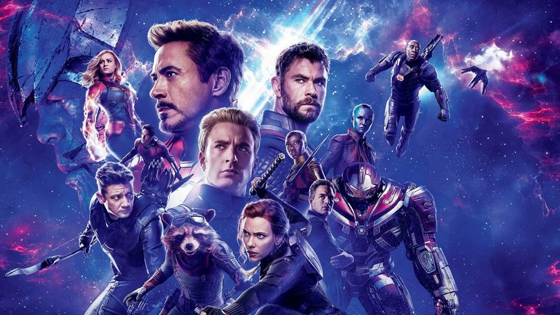 Avengers Endgame Disney Plus