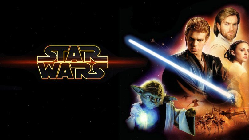Star Wars Attack of the Clones DisneyPlus