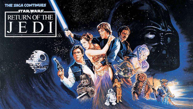 Star Wars Return of the Jedi DisneyPlus