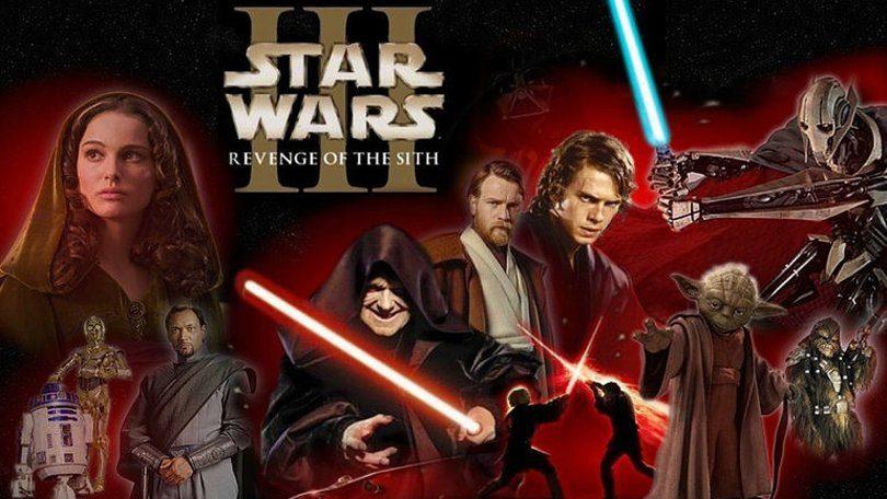 Star Wars Revenge of the Sith DisneyPlus