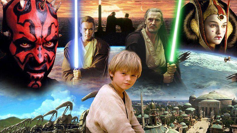 Star Wars The Phantom Menace DisneyPlus