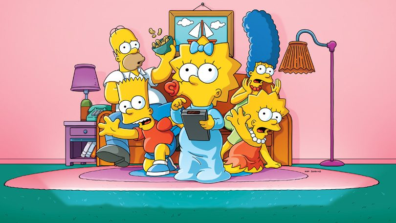 The Simpsons Disney Plus