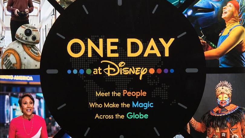 Een Dag bij Disney