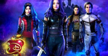 Descendants 3 Disney Plus