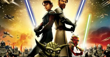 Star Wars The Clone Wars Disney+