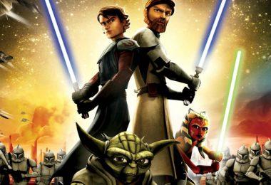 Star Wars The Clone Wars Disney+