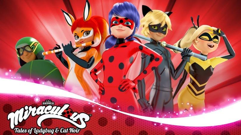 Miraculous Ladybug Disney Plus