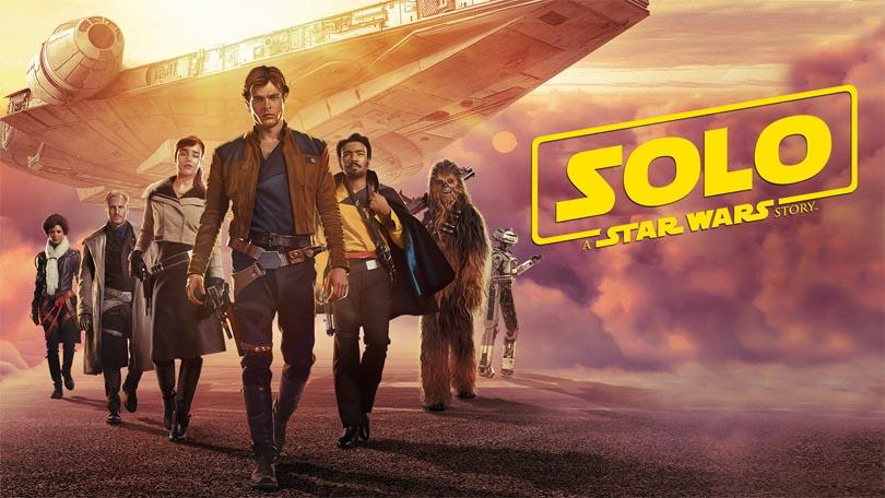 Solo A Star Wars Story Disney+