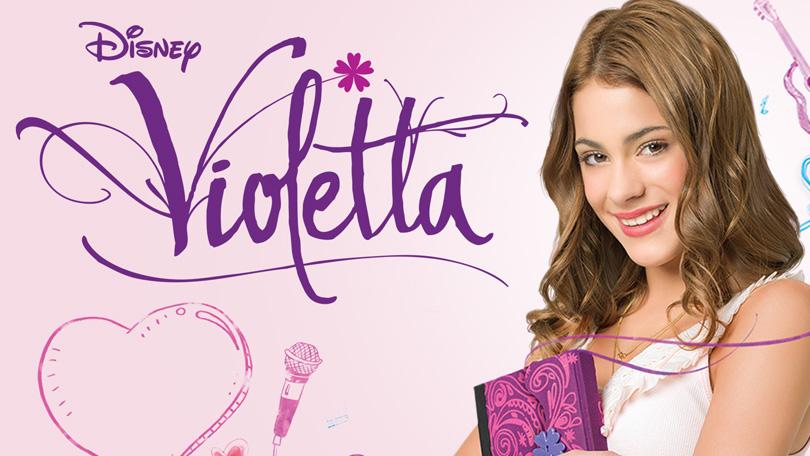 Violetta Netflix
