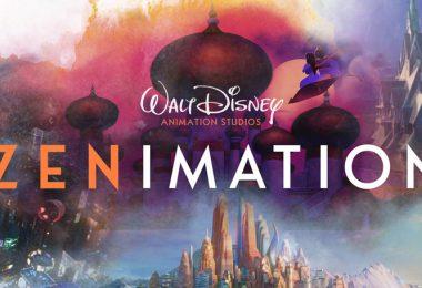 Zenimation Disney Plus