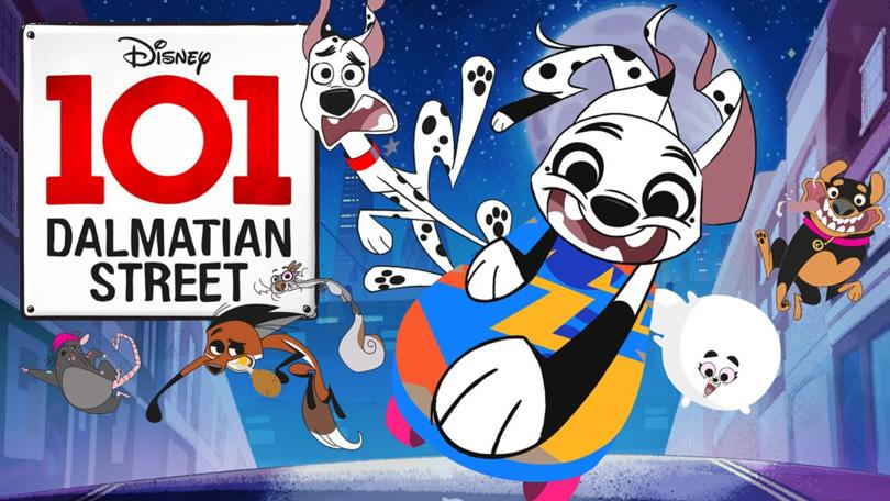 101 Dalmatian Street Disney Plus
