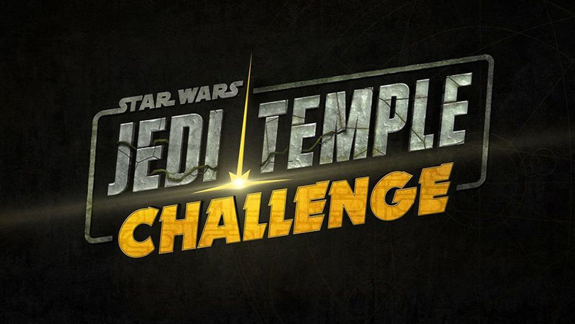 Jedi Temple Challenge Disney Plus