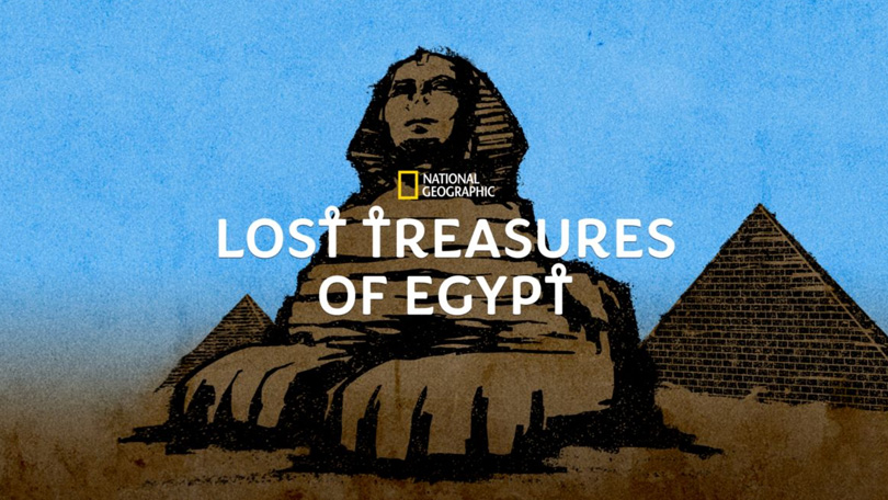 Lost Treasures of Egypt Disney Plus