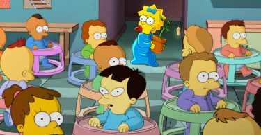 Maggie Simpson Disney Plus