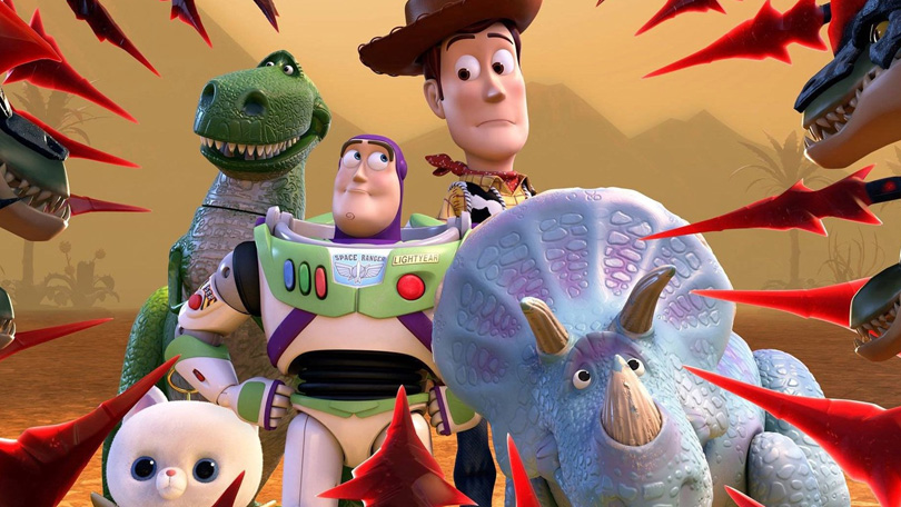 Toy Story That Time Forgot Disney Plus