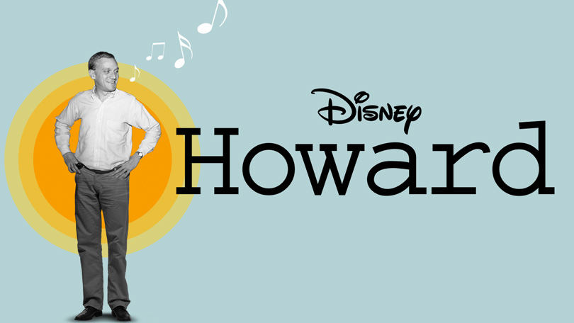 Howard Disney Plus