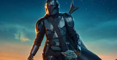 The Mandalorian seizoen 2 poster