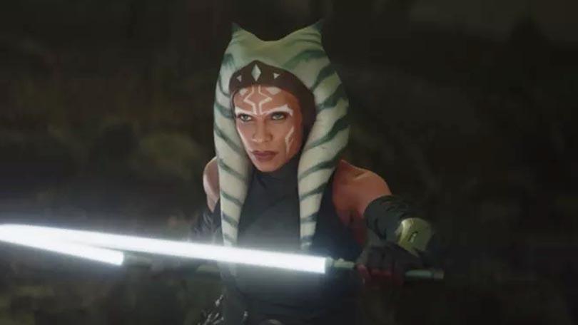 Ahsoka Tano Disney+ Star Wars The Mandalorian