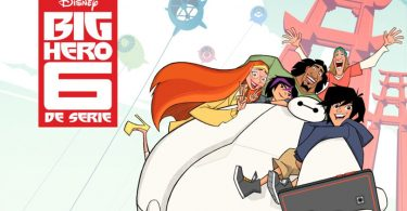 Big Hero 6 De Serie Disney Plus