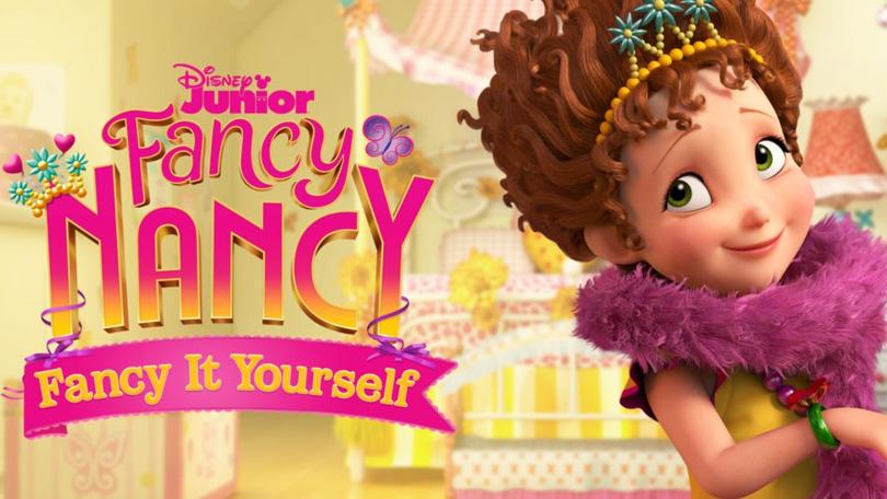 Fancy Nancy Disney Plus