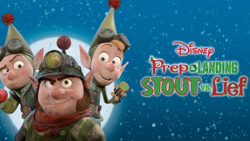 Prep en Landing Stout vs Lief Disney Plus