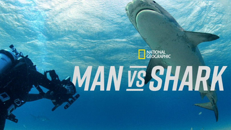 Man vs Shark Disney Plus