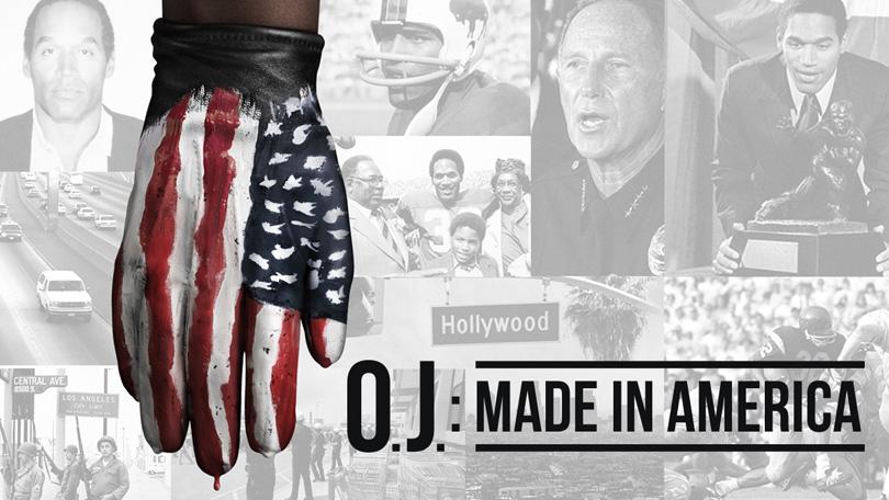 OJ Made in America Disney Plus