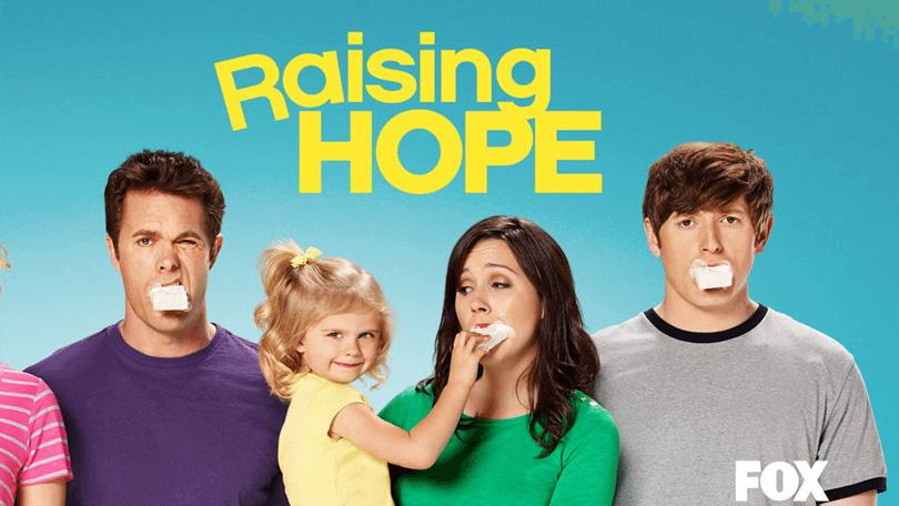 Raising Hope Disney Plus