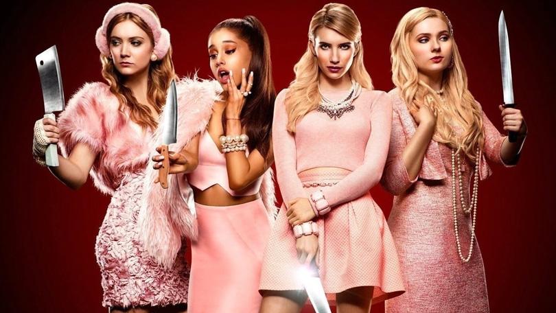 Scream Queens Disney Plus