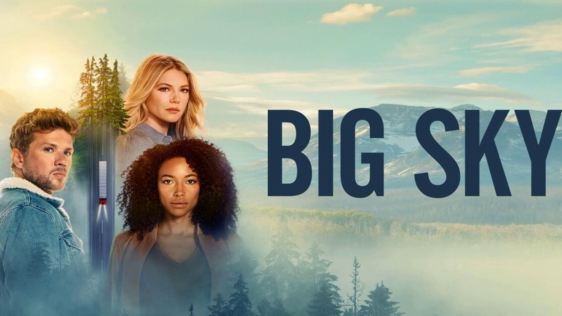 big sky disney plus