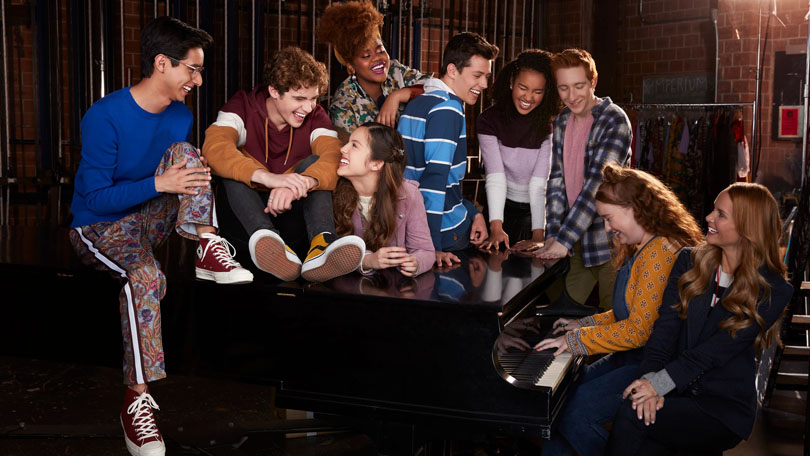 High School Musical Disney Plus