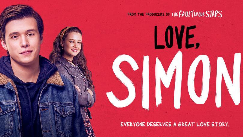 Love Simon DisneyPlus Star