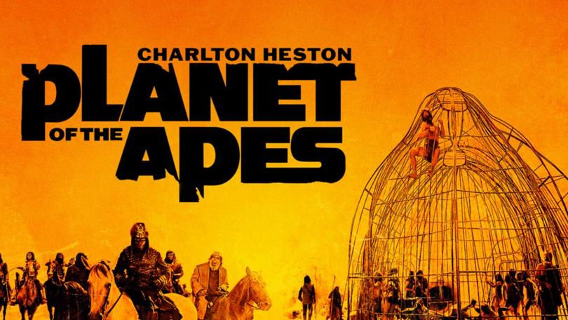 Planet of the Apes Disney Plus