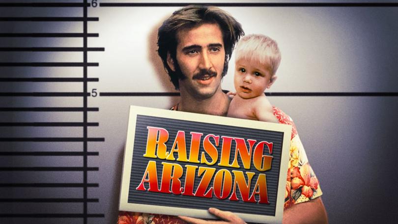 Raising Arizona Disney Plus