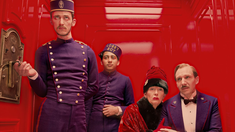 The Grand Budapest Hotel Disney Plus