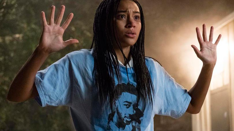 The Hate U Give DisneyPlus Star