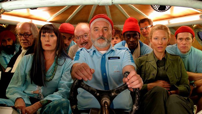 The Life Aquatic With Steve Zissou DisneyPlus Star