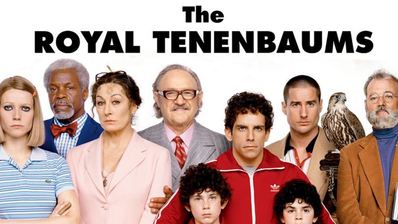 The Royal Tenenbaums Disney Plus
