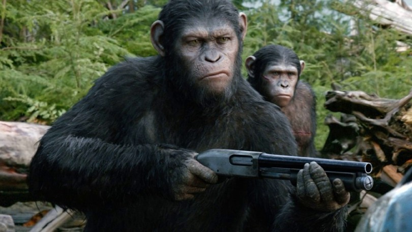 dawn of the planet of the apes disney plus