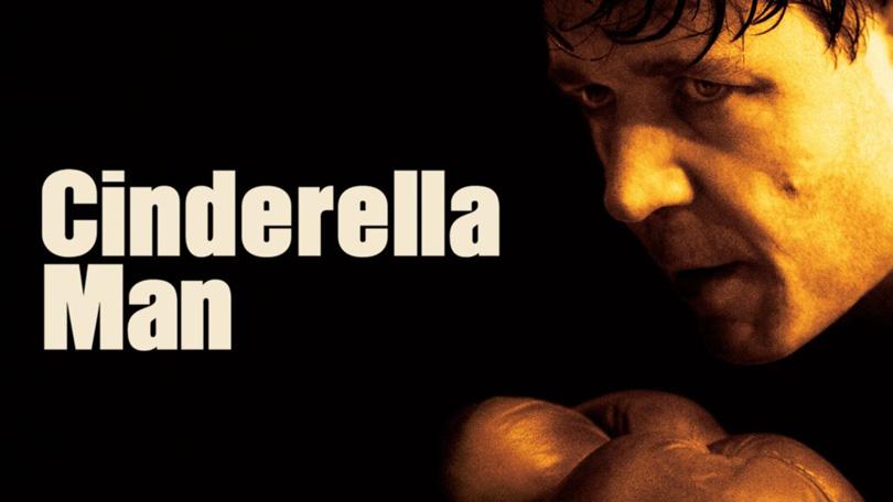 Cinderella Man Disney Plus