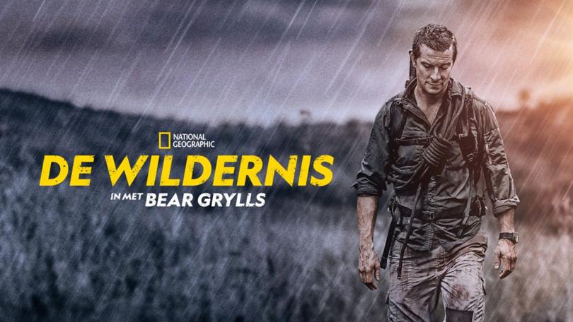 De Wildernis Bear Grylls Disney Plus