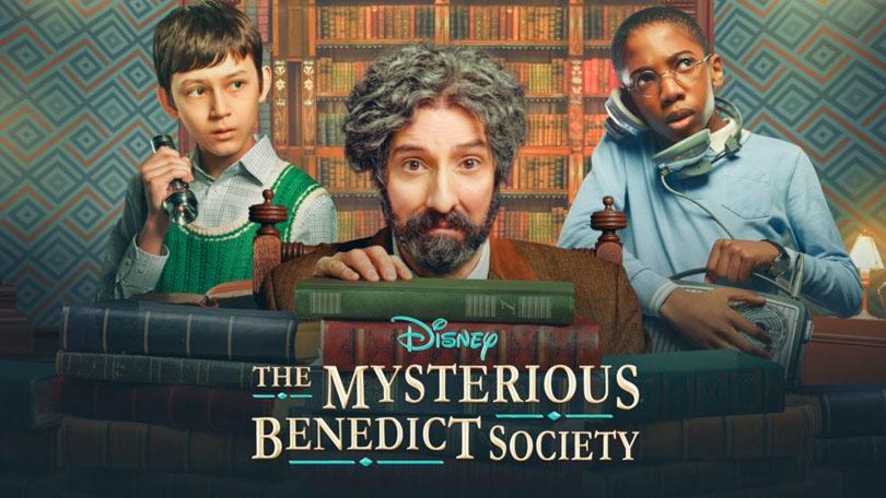 Het Mysterieuze Benedict Genootschap Disney Plus Star