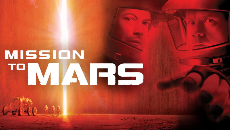 Mission to Mars Disney Plus