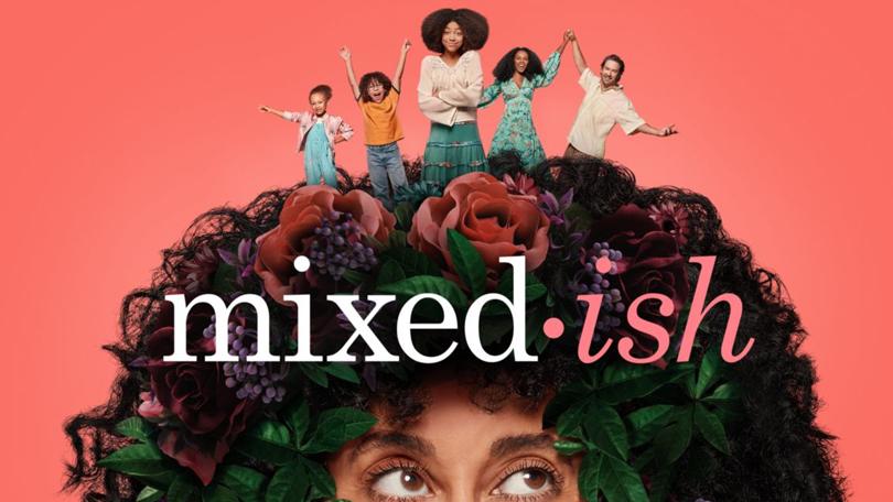 Mixed Ish Disney Plus