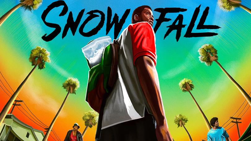 Snowfall Disney Plus