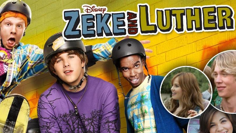 Zeke Luther Disney Plus